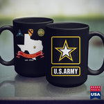 Army Men Fort Hood Military Base  Army Post At Killeen Tx  Air Force Veteran T Shirt 11Oz 15Oz Coffee Mug Drinkware Army Aviation, Army Bed, Army Blanket, Army Cid, Army Patches, Army Pen, Ar