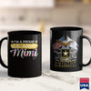 Army Pft Veteran Day Gift Im Proud U.S.Army Mimi  Women  Army Gear 11Oz 15Oz Coffee Mug Drinkware 1St Army, Air Force Coffee Mug, Army Cups, Army Gear, Army Hats, Army Recruiting, Army Soldie