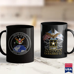 Army Pins United States Space Command Logo Us Army Armed Forces Gift  Mens Military Shirt 11Oz 15Oz Coffee Mug Drinkware Air Force Coffee Mug, Army Gear, Army Hats, Army Pins, Army Recruiting