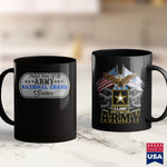 Army Rank Usa Proud Army National Guard Mom  Soldier Gift  Tan Military Shirts 11Oz 15Oz Coffee Mug Drinkware American Coffee Mugs, Army Guy, Army Net, Army One, Army Pins, Army War, Coast Gu