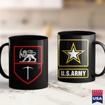 Army Rings Be A Man Among Men  Rhodesian Army Army Veteran Shirts 11Oz 15Oz Coffee Mug Drinkware Air Force Coffee Cups, American Coffee Mugs, Army Coin Holder, Army Guy, Army Suit, Army Tank
