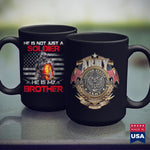 Army T Shirts My Brother Is A Soldier Proud Army Sister  Gift  Military Sweatshirts 11Oz 15Oz Coffee Mug Drinkware Arab Tee, Army Apparel, Army Badge, Army Bdu, Army Belt Buckle, Army Coins,