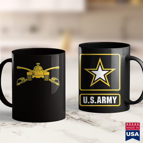 Arri Csc Army Armor Branch  Military T Shirt Companies 11Oz 15Oz Coffee Mug Drinkware Army Abu, Army Coin Holder, Army Commendation Medal, Army Flag, Army Jackets, Army Mos, Army Pcs, Army St