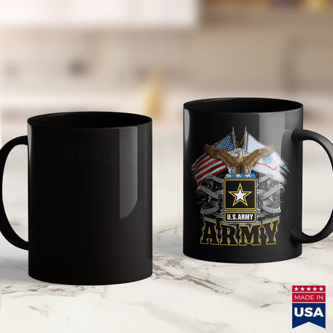 Arts Cow Us Army 12 Bravo Combat Engineer 12B  20485 Military Tees 11Oz 15Oz Coffee Mug Drinkware Army Cid, Army Coffee, Army Commendation Medal, Army Flag, Army Hats, Army Mos, Army Nco, Mil