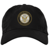U.S. Navy RETIRED  Twill Unstructured Dad Cap Hats Baseball Caps, Dad Hats, Hats- Nichefamily.com