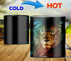 Leo heat changing color mug magic mug Mugs carthook_checkout, leo, mug, mugs, zodiac- Nichefamily.com
