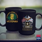 Marine Corps Coffee Cups Womens Army Corps Veteran Tee Womens Army Corps  Funny Marines Shirts 11Oz 15Oz Coffee Mug Drinkware Arab Tee, Army Acu, Army Eod, Army Gifts, Army Hoodie, Army Insig