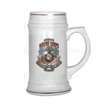 US MARINES CORPS, PROUD TO HAVE SERVED, SINCE 1775 BEER STEIN Drinkware beer stein, carthook_checkout, carthook_marine_embroidered, marine corps, meta-related-collection-marine-corps, MILITAR
