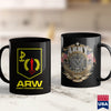 Us Army Canteen Irish Special Forces Arw Army Ranger Wing  Camo Army Shirt 11Oz 15Oz Coffee Mug Drinkware America Mugs, Army Car, Army Challenge Coin, Army Guy, Army Jewelry, Army Military Po