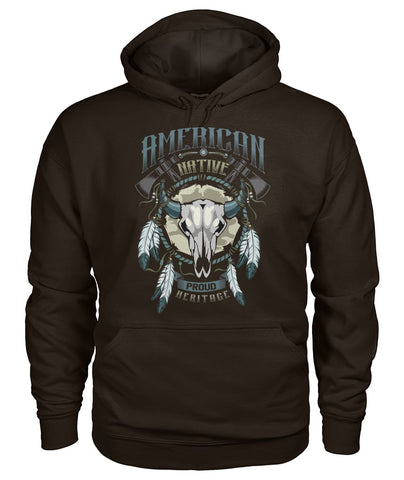 native american shirt 2 wp Hoodies - Nichefamily.com