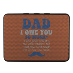 Dad I Owe You So Much And Love How It's Mutually Understood That... Bluetooth Speaker - Boxanne Headphones - Nichefamily.com