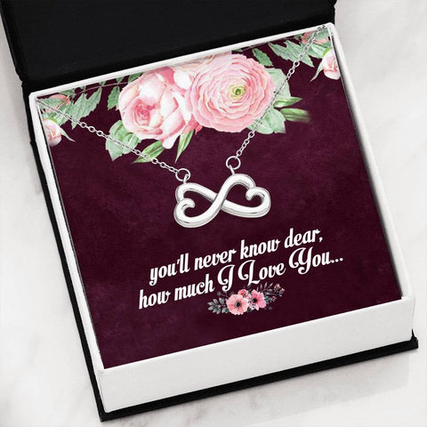 how much i love you Jewelry - Nichefamily.com