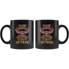 i was a warrior i am no hero but i have served with a few i will never accept defeat mug Drinkware - Nichefamily.com