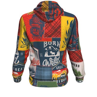 Buy Camping Patchwork #1 ugly-christmas-hoodie - Familyloves hoodies t-shirt jacket mug cheapest free shipping 50% off
