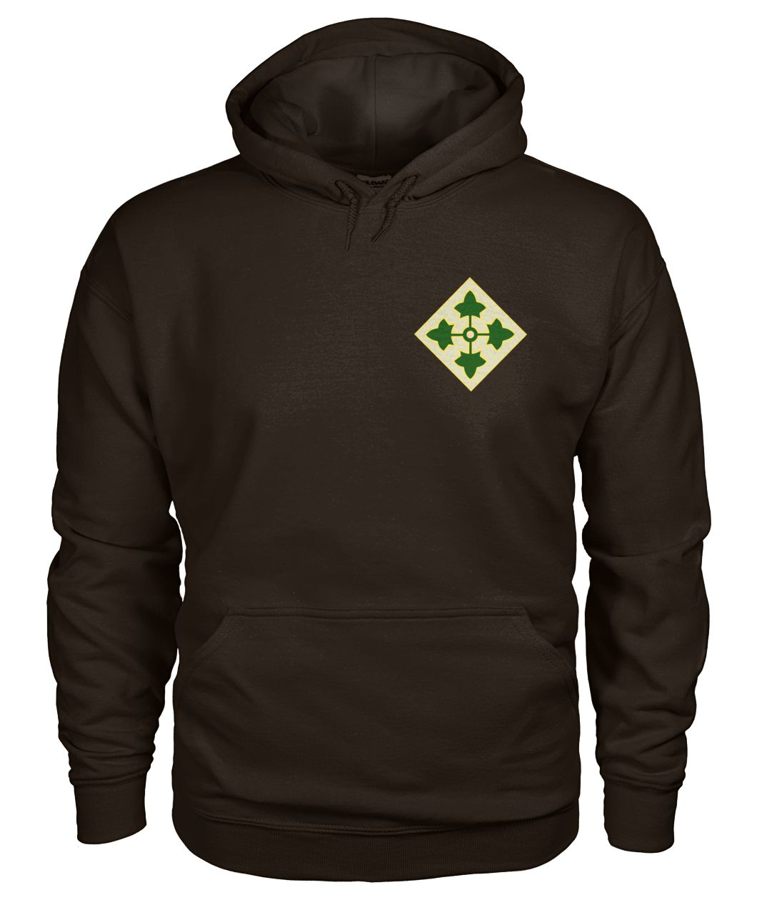 U.S. Army 4th Infantry Division hoodies