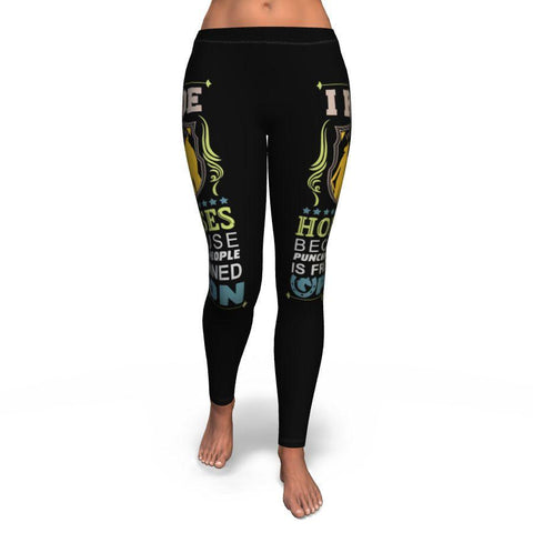 Black Women Leggings I Ride Horses Because Letter Printed Trousers Pants High Quality Push up Leggings - Nichefamily.com