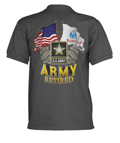 U.S.ARMY RETIRED, SINCE 1775, THIS WE'LL DEFEND