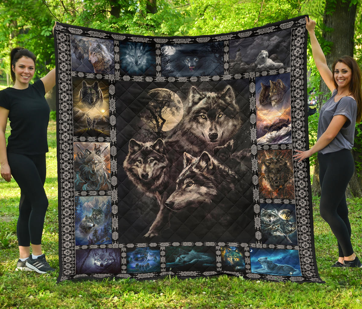 Wolf Moon Quilts