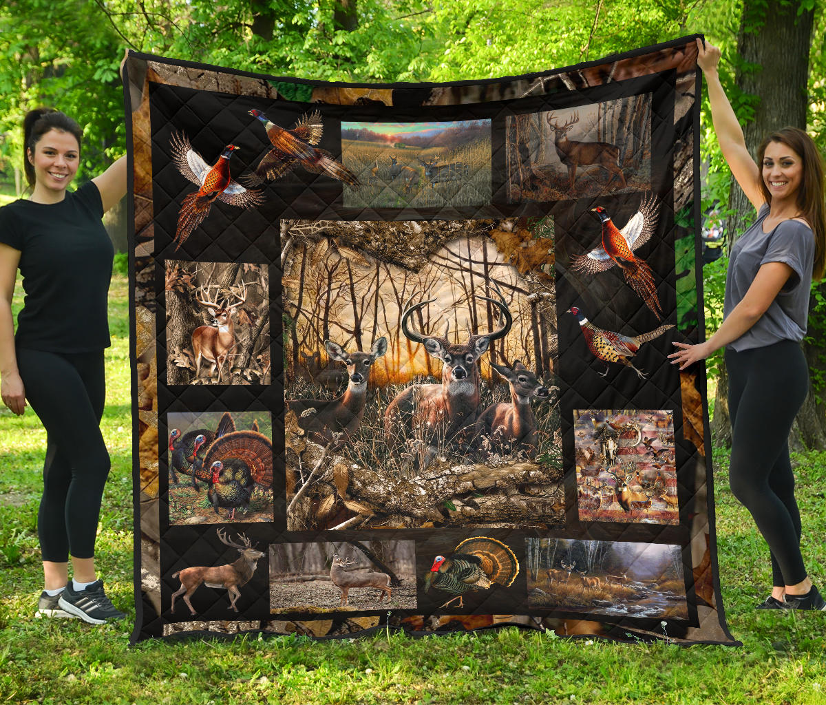 Hunting Quilts