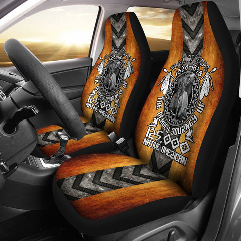 Trail of tears 1828-1838 the deadly journey 125.000 native America... car seat cover  car seat covers, carthook_checkout, carthook_native, meta-size-chart-car-seat, native, Native America, Na