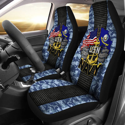 United States Navy Car Seat Cover