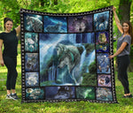 Diamond Painting Wolf Quilts  - Nichefamily.com
