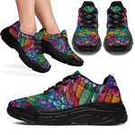 Chunky Colorful Sneakers  - Nichefamily.com