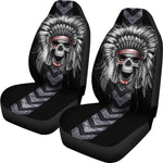 Skull Native America Car Seat Cover  car seat covers, carthook_checkout, carthook_native, meta-size-chart-car-seat, native, Native America, Native American- Nichefamily.com