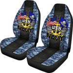 United States Navy Car Seat Cover  car seat covers, carthook_checkout, meta-size-chart-car-seat, navy, navy seals, veteran- Nichefamily.com
