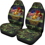 U.S Marine Retired car seat cover  car seat covers, carthook_checkout, carthook_marine_embroidered, marine, marine corps, MARINES, meta-related-collection-marine-corps, veteran, veteran day-