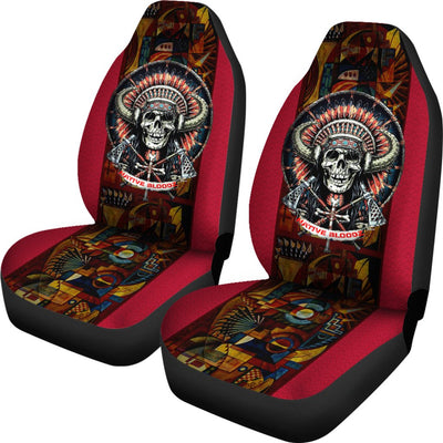 Native Bloodz Car Seat Cover