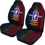173rd Airborne Brigade Sky Soldiers United States Army Car Seat Covers  173rd Airborne, army, car seat covers, carthook_armyjacket, carthook_checkout, meta-size-chart-car-seat, u.s veteran- N