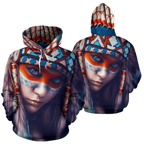 AMERICAN NATIVE LIMITED EDITION OVER PRINT HOODIE  carthook_checkout, carthook_native, meta-size-chart-all-over-print-hoodie, Native America, Native American, Native Hoodie, over print hoodie