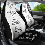 A DOG'S LIFE CAR SEAT COVERS  - Nichefamily.com