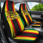 LONG AGO IS NEVER FAR AWAY FOR THOSE WHO SERVED IN VIETNAM CAR SEAT COVER v2.0  car seat covers, carthook_checkout, meta-size-chart-car-seat, u.s veteran, veteran, veteran day, vietnam, vietn