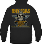 navy seals the only easy day was yeterday hoodie gear Apparel - Nichefamily.com