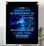 Gift For Wife Ideas Christmas Sherpa Fleece Blanket Fleece Blankets - Nichefamily.com