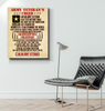 Army Veteran's Creed Canvas Canvas Prints - Nichefamily.com