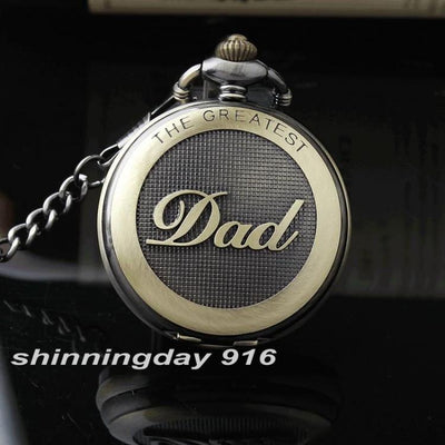 pocket watches Dad's Gift