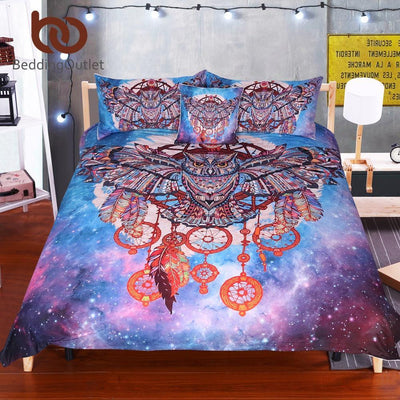 Buy BeddingOutlet Owl Dream Catcher for Native American - Familyloves hoodies t-shirt jacket mug cheapest free shipping 50% off