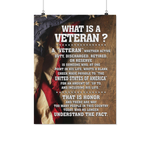 what is a veteran ? poster Posters 2 carthook_checkout- Nichefamily.com