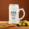 Dad, I Owe You So Much And Love How It's Mutually Understood That You Don't Want Me To Pay You back Beer Stein Drinkware - Nichefamily.com