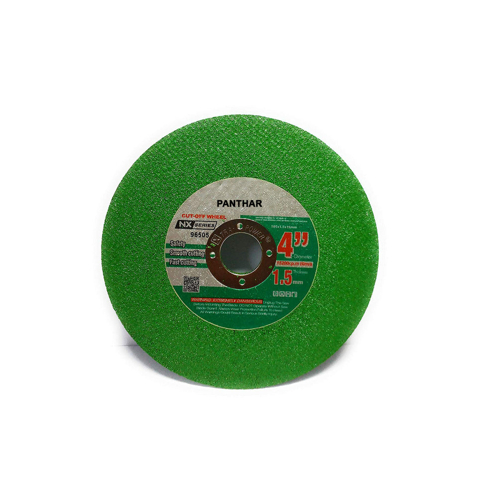 PANTHER 4INCH CUTTING WHEEL 107X1.2X16 PACK OF 10 PCS