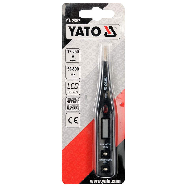 YATO DIGITAL VOLTAGE TESTER YT-2862