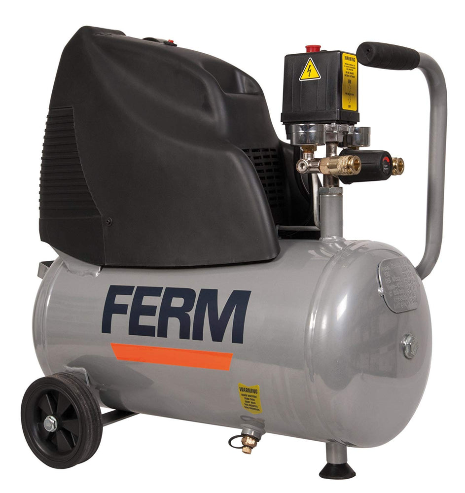 FERM CRM1042 24LTR AIR COMPRESSOR
