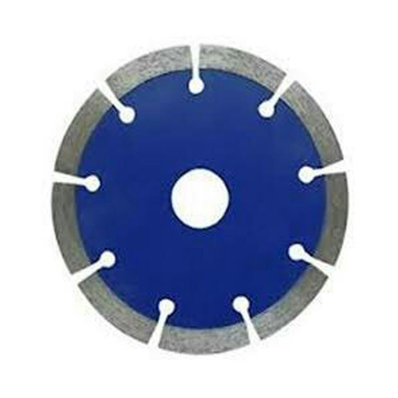 BULLET 110MM/4INCH DIAMOND/MARBLE/WALL CUTTING WHEEL BLUE D110X20MM