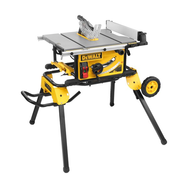 DEWALT DWE7492 TABLE SAW