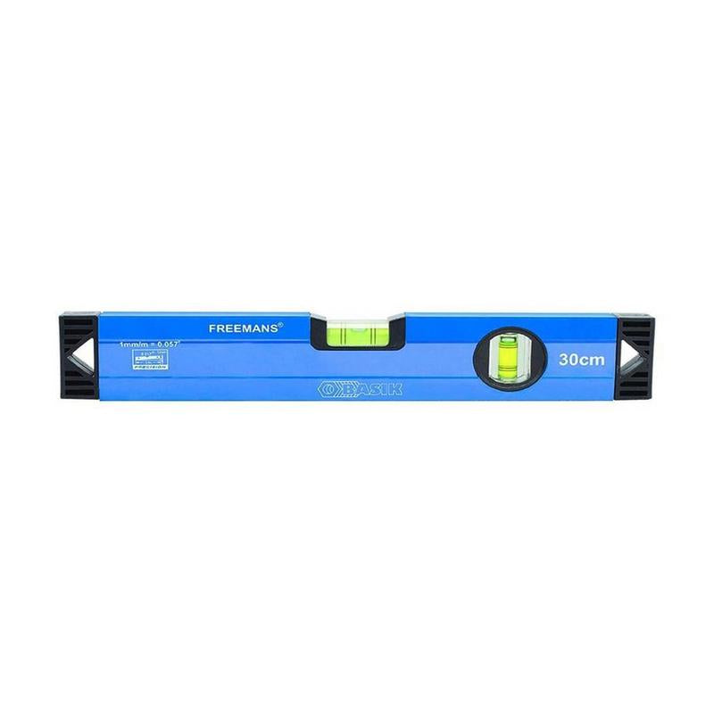 FREEMANS SPIRIT LEVEL BLUE 1FT-Z