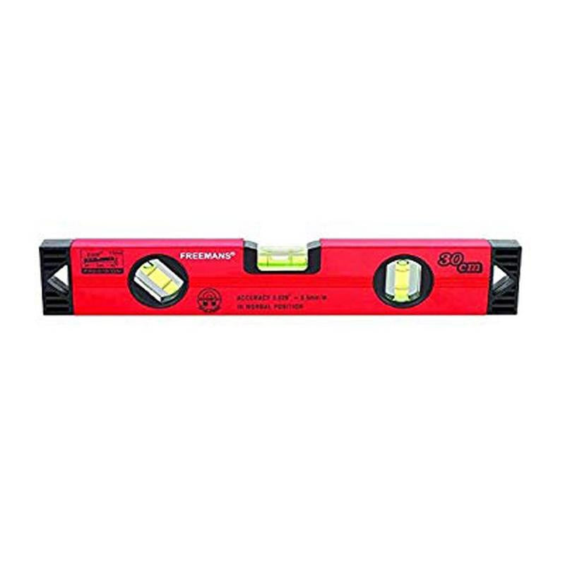 FREEMANS SPIRIT LEVEL RED 1FT-Z