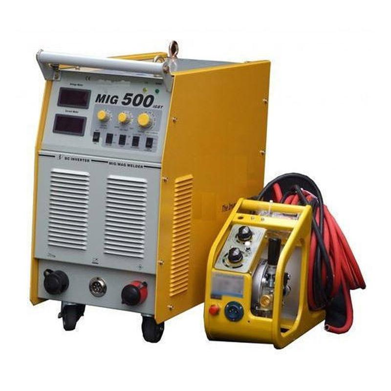GB MIG 500I MODULAR IGBT WELDING MACHINE